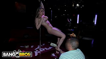 BANGBROS - MILF With Big Tits, Courtney Cumz, Strips And Fucks In The Club