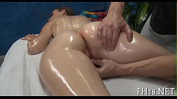 Massage table sex